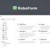 RoboForm screen 1