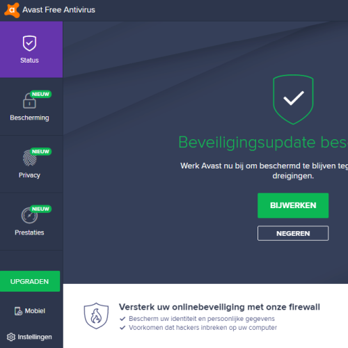 free avast download