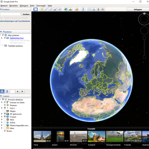 gratis google earth downloaden