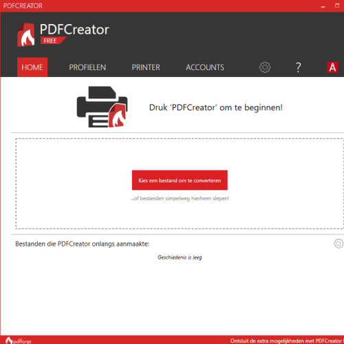 gratis pdf creator download