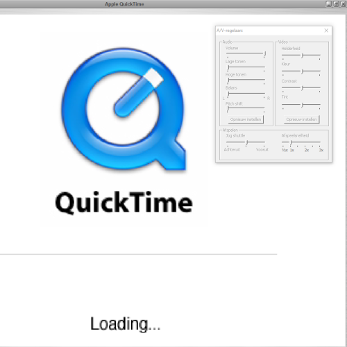 gratis quick time player