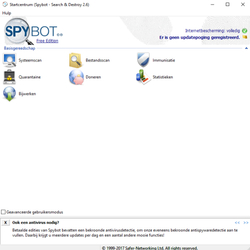 spybot search & destroy download