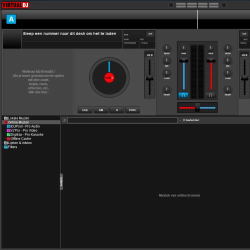 virtual dj download free