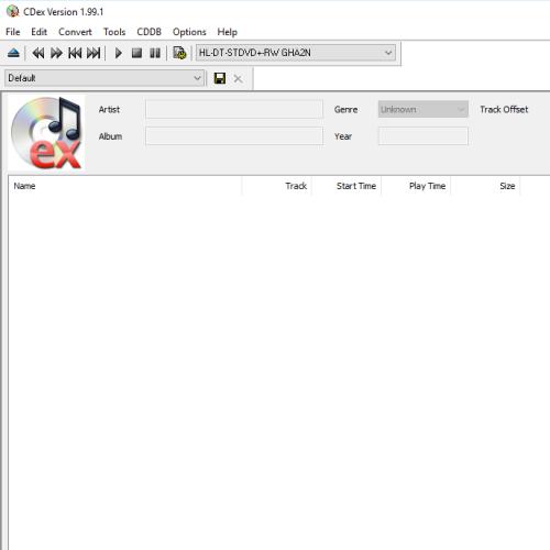 download cdex