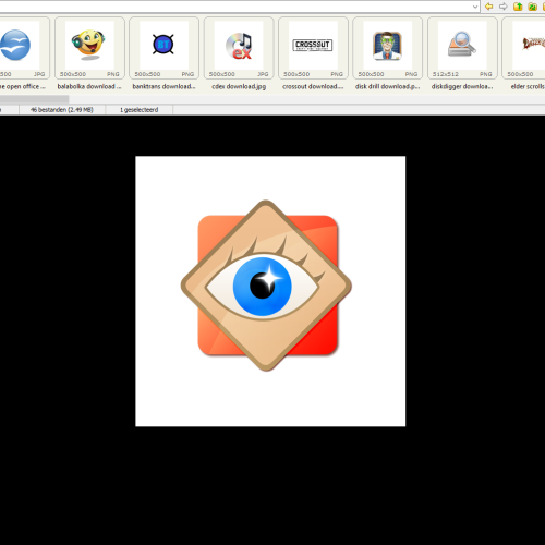 faststone image viewer nederlands