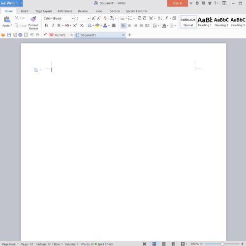 wps office software