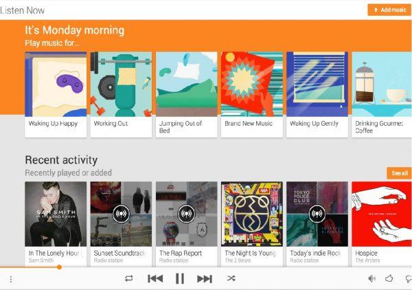 Google Play Music kosten