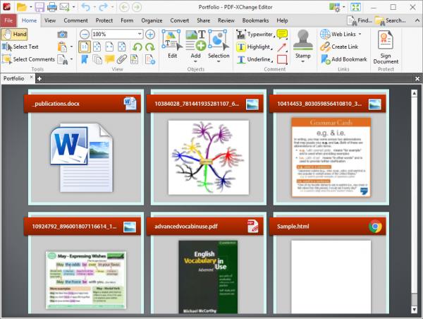 PDF-XChange Editor gratis
