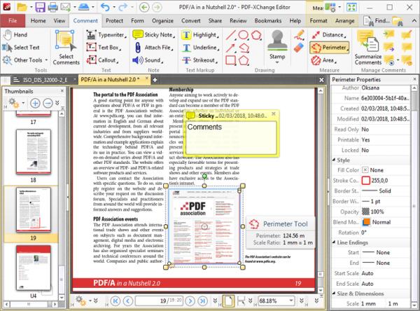 PDF-XChange Editor nederlands versie