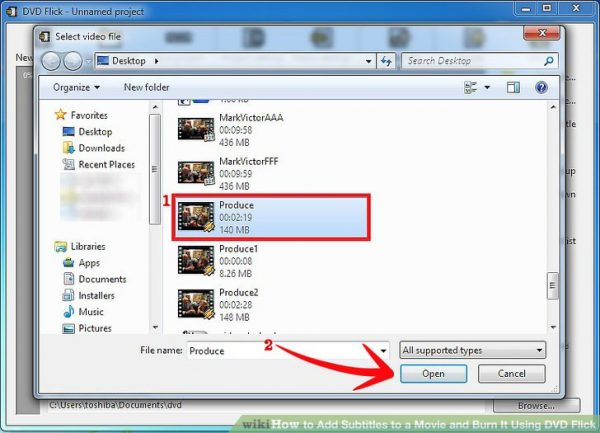 dvd flick software gratis