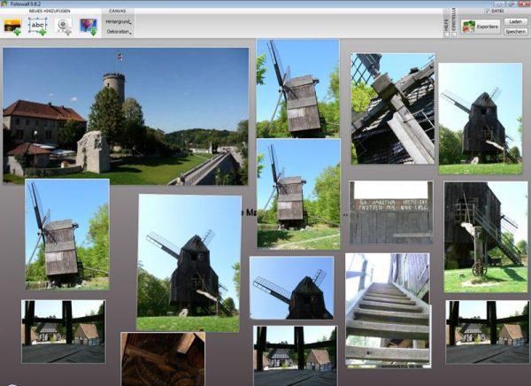 fotowall software nederlands