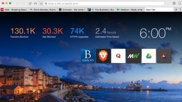 brave browser nederlands