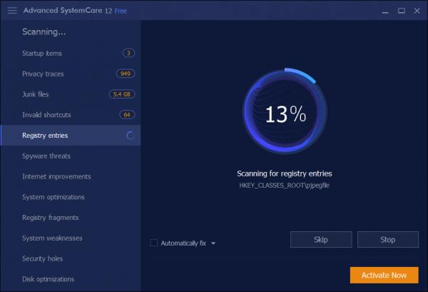 gratis advanced systemcare download